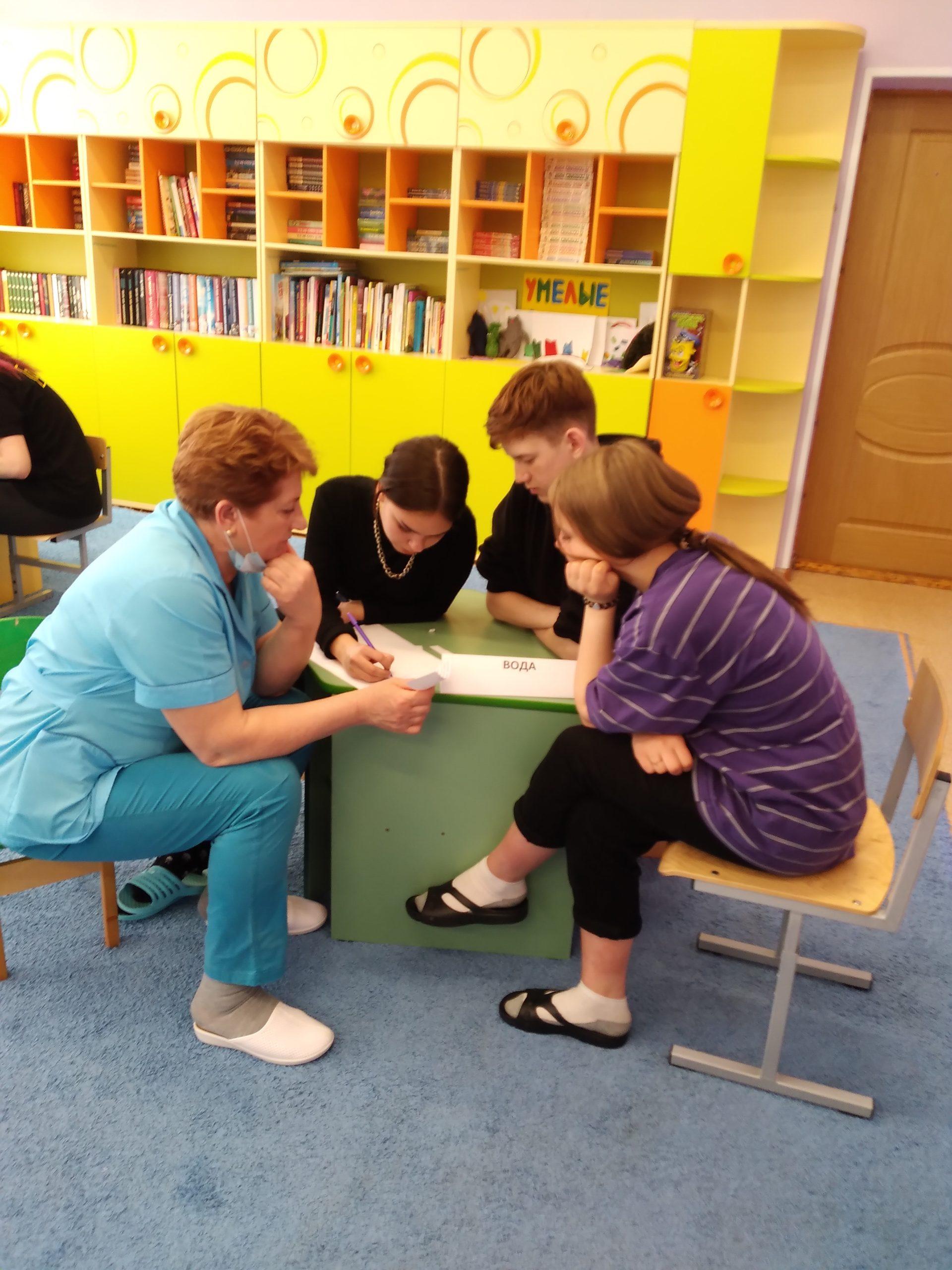 Прошел семинар-практикум для сотрудников и воспитанников